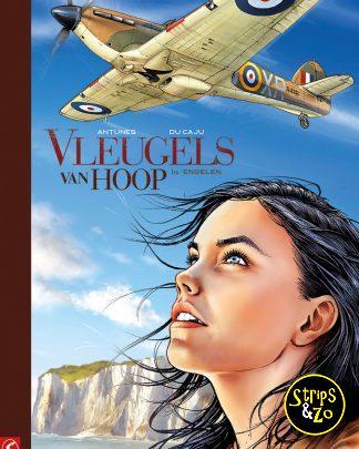 Vleugels van hoop Collectors Edition 1 Engelen