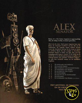 Alex Senator 12 De Schijf van Osiris