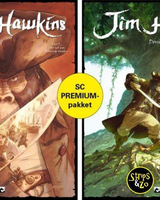 Jim Hawkins 3 Premium Pack