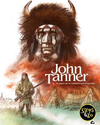 John Tanner 2 De jagers van de Saskatchewan hoogvlakte