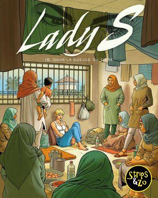 Lady S 15 In de muil van de tijger