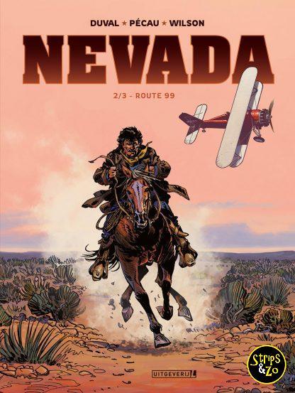 Nevada 2 Route 99