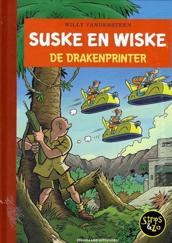 Suske en Wiske 358 De Drakenprinter LUXE