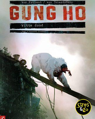 Gung Ho 5 Witte dood Limited Edition