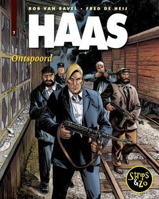 Haas 7 Ontspoord