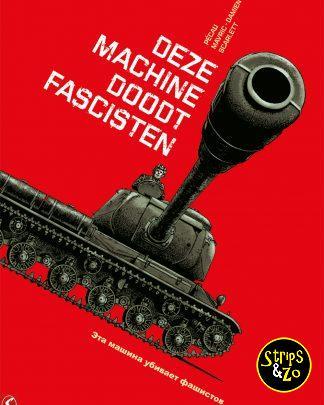 War Machines 1 Deze machine doodt fascisten