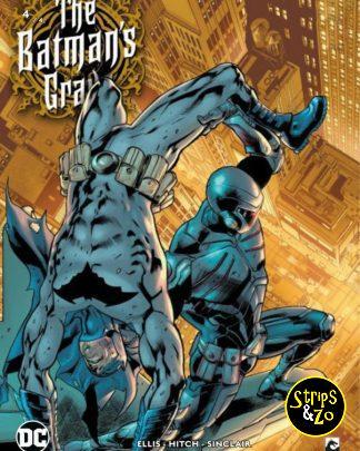 Batmans Grave 4