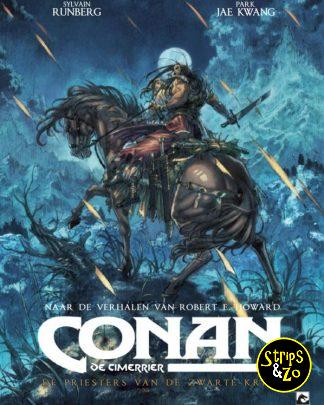 Conan De priesters van de zwarte kring