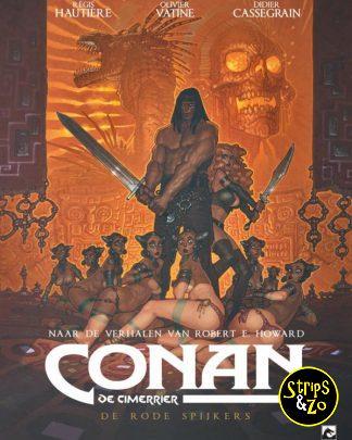 Conan Rode spijkers