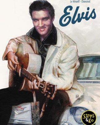 Elvis een biografie