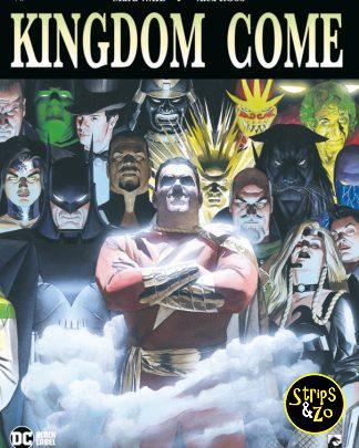 Kingdom Come 3 Cover A