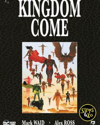 Kingdom Come 3 Cover B