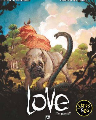 Love 5 De Mastiff