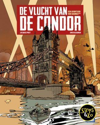 Soames Co De vlucht van de Condor