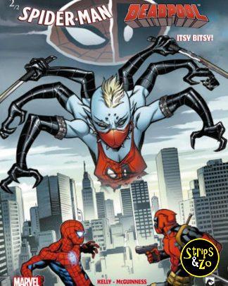 Spider Man vs Deadpool 2 Itsy Bitsy