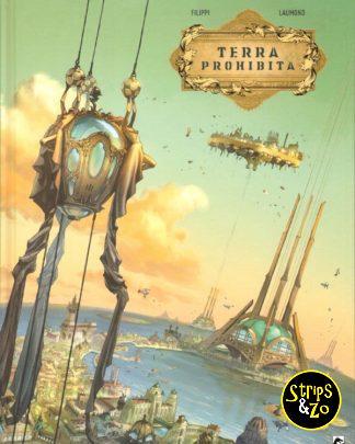 Terra Prohibita 1 - Eerste bedrijf