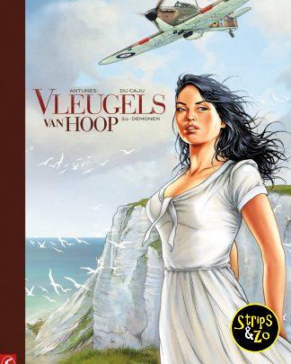 Vleugels van hoop Collectors Edition 2 Demonen