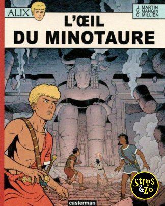Alex 40 Het Oog van de Minotaurus