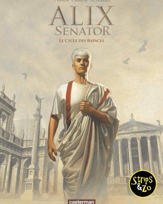 Alex Senator Integraal 1