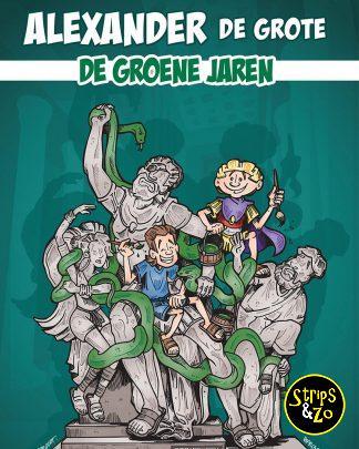 Alexander de Grote 5 De groene jaren
