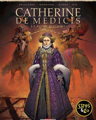 Bloedkoninginnen 18 Catharina De Medici 2 De vervloekte koningin