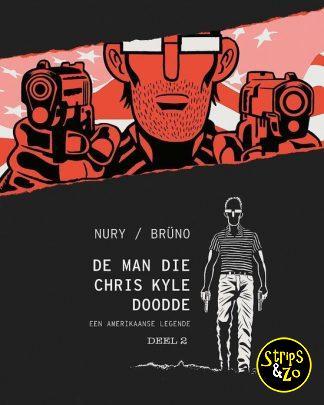 De man die Chris Kyle vermoordde 2