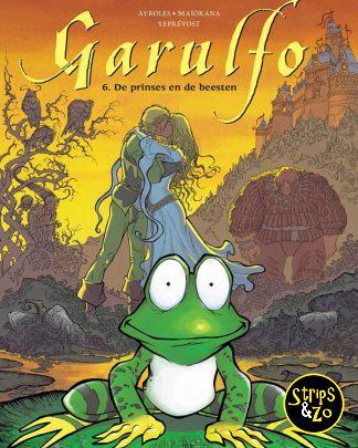 Garulfo 6 De prinses en de beesten