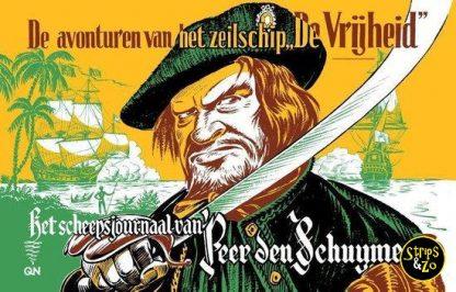 Kapitein Rob 2 Het scheepsjournaal van Peer den Schuymer
