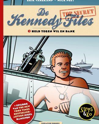 Kennedy Files de 3 Held tegen wil en dank