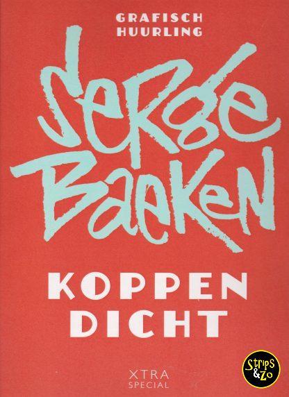 Koppen dicht portfolio Serge Baeken