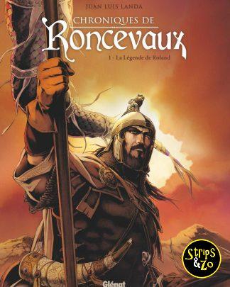 Kronieken van Roncevaux 1 De legende van Roelant