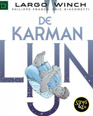 Largo Winch 23 De Karmanlijn