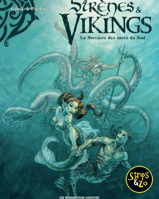 Meerminnen Vikingen 3 De heks van de zuidelijke zeeen