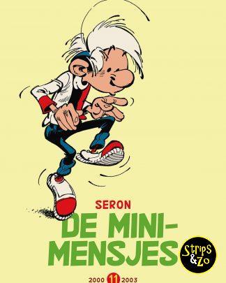 Mini Mensjes Integraal 11 2000 2003