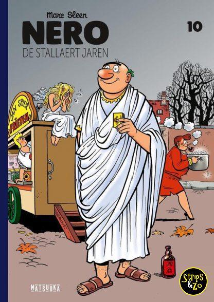 Nero De Stallaert jaren 10