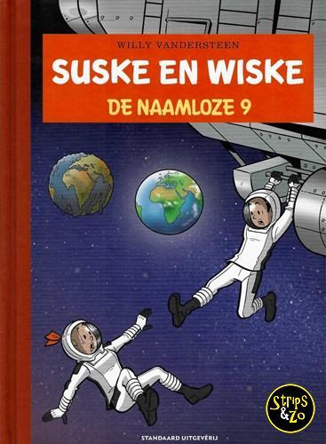 Suske en Wiske 359 Naamloze 9 LUXE