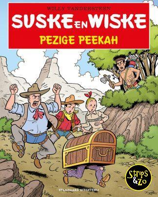 Suske en Wiske in het kort 30 Pezige Peekah