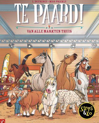 Te paard 7 Van alle markten thuis