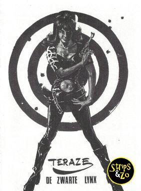 Teraze – De zwarte lynx