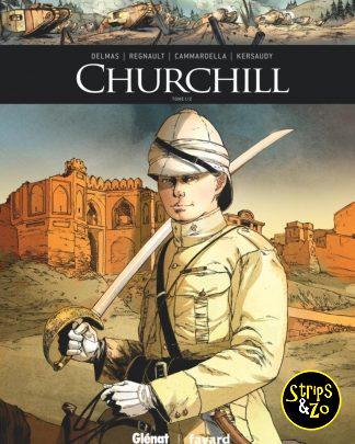 Zij schreven geschiedenis 15 Churchill 1
