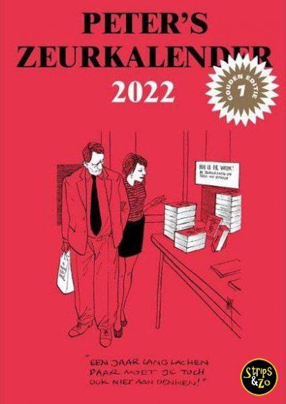 peters zeurkalender 2022 1