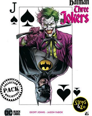 Batman Three Jokers Collector Pack Cover A