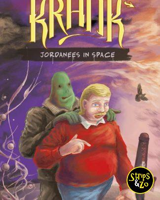 Krank Jordanees in space