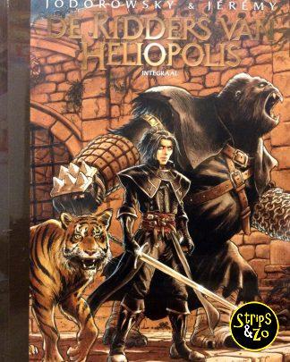 Ridders van Heliopolis de Integraal LUXE