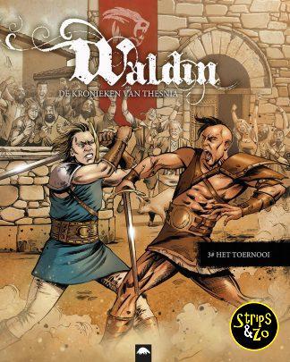 Waldin 3 Het toernooi